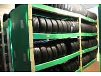 New & Part Worn Tyres, all sizes Summer and Winter