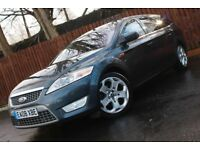 **TITANIUM X** FORD MONDEO 2.2 TDCI SERVICE HISTORY HEATED SEATS PARKING SENSORS