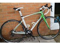 Liv Avail Advanced 2 (2014) Full carbon Shimano 105 women's road bike NOT Cannonade Specialized Trek