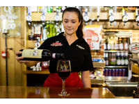 Part Time Bartender/ Waiter - Live Out - Up to £7.50 per hour - Bull - Broxbourne