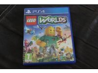 L@@K LEGO WORLDS PS4 VGC