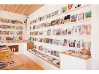 Accounts assistant required at design studio and retail store, Clifton