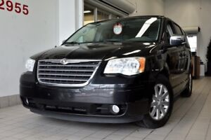 2010 Chrysler TOWN & COUNTRY TOIT OUVRANT DVD TOURING STOW N GO