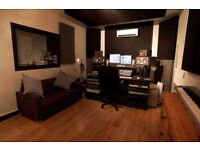 Recording studio time share available
