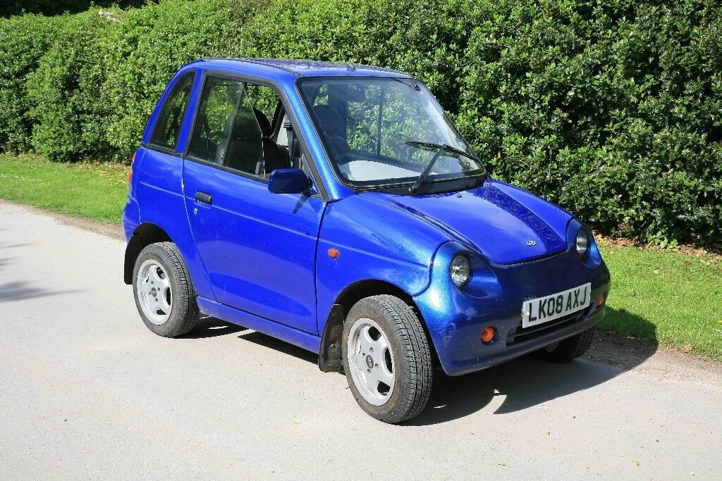 Reva G Wiz Ac Electric Car In Goring Berkshire Gumtree