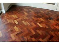 Wanted reclaimed Parquet flooring fitter