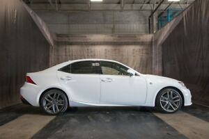 2015 Lexus IS 250 F- SPORT / AWD / NAVIGATION
