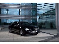 PCO Mercedes E Class 2014+ Hire/Rent - Executive Fleet, Cars Available from £230pw