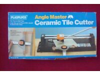 TILE CUTTER WITH ORIGINAL BOX
