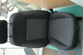 car seat out of vauxhall corsa no wear good condition