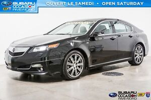 2014 Acura TL SH-AWD A-Spec MAGS19''+JUPES