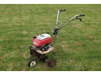 Honda tiller / rotovator - F210 model, easy starter, good runner, comes with manual