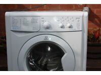 INDESIT 6KG WASHING MACHINE IN GOOD CLEAN WORKING ORDER COMES WITH 3 MONTH WARRANTY & PAT TESTED