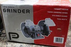 150 Watt Bench Grinder Power Tools