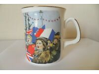 4 x Military Mugs