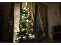 Christmas tree (height: 180cm)