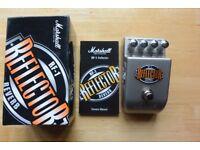 Marshal reflector RF1 reverb pedal