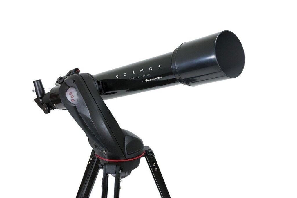 Andromeda ltd u e astro fi mm maksutov cassegrain telescope wifi