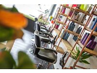 CHAIR RENT AVAILABLE***SELF EMPLOYED OPPORTUNITY FOR EXPERIENCED HAIR STYLIST***