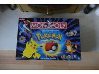 Pokemon Monoply Collectors Edition