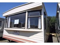 Static Caravan for Sale -Cosalt Coaster 26x12 - 2 bedrooms !