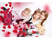HALF TERM SPECIAL OFFER Professional Photographer baby/portrait/family shoots/model portfolio