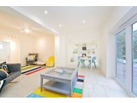 BEAUTIFUL 2 DOUBLE BEDROOM, 2 BATHROOM FLAT WITH PRIVATE GARDEN! CLOSE TO MORNINGTON CRESCENT!!
