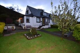 3 Bedroom, Semi-Detached House to Rent, Cairndow, Argyll