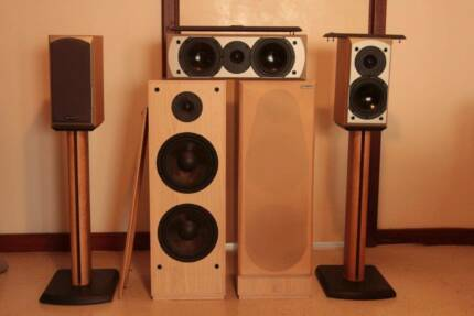 Floor Standing, Centre & Surround speakers Hamersley Stirling Area Preview