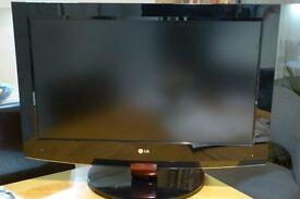 """LG 32"""" LCD television Model No:32LB75."""