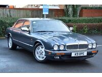 1995 JAGUAR XJ6 AUTO 4.0 PETROL VERY RARE CAR*SAT NAV*PARKING AID*HALF LEATHER*HIGH SPEC*BLUETOOTH*