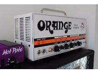 Orange Dual terror amplifier head