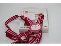 Mothercare Owl Pink design Harness for toddler = VGC