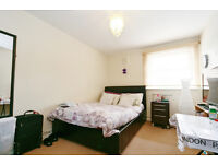Spacious late 70s apartment block one bedroom flat with off road parking available out front.
