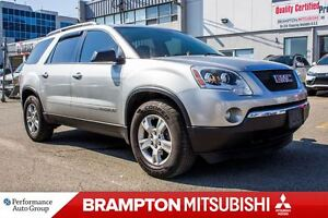 2008 GMC Acadia SLE|KEYLESS|ALLOYS|MP3|CD|BUCKETS|3.6L|V-6