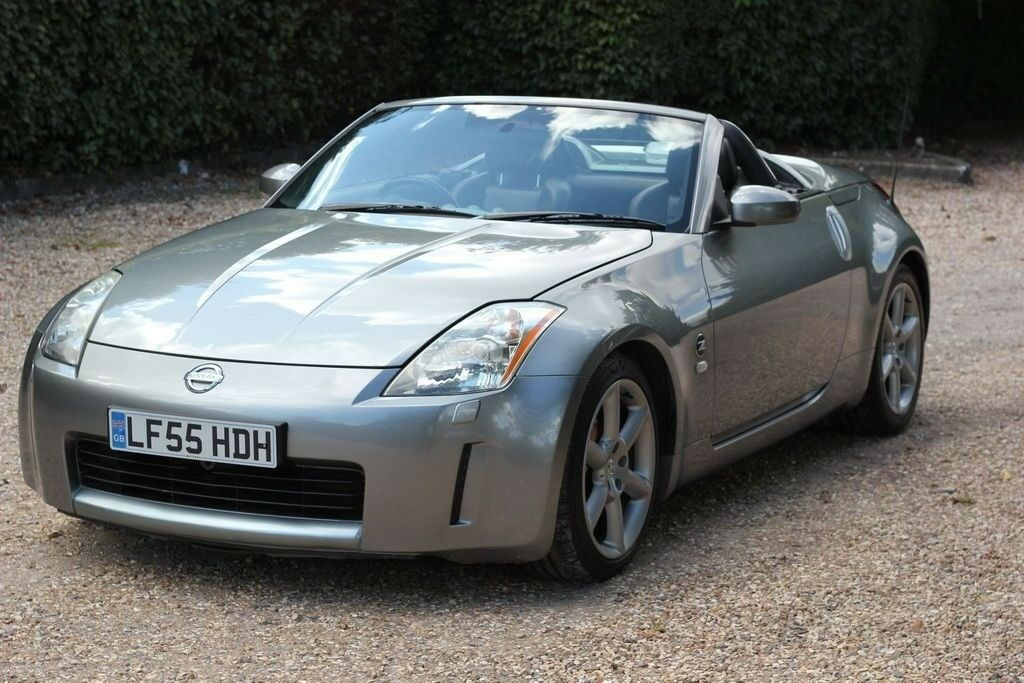 Uk Nissan 350z V6 Convertible 2005 With Upgrades 2005 85k Miles