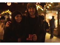 Kingston Christmas Portrait Photoshoot.