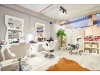 Rent a Chair in Busy Salon in Kensington
