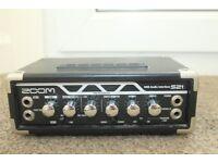 Zoom S2t USB Audio Interface