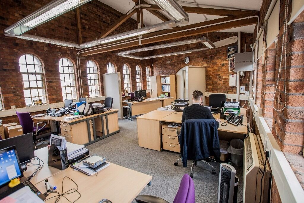 Unit 48 Wolverhampton's finest office space in The Chubb Buildings