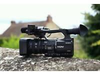 Sony z5e camcoder