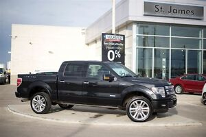 2013 Ford F-150 Limited Supercrew SWB 4WD - Navigation system!