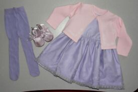 Girls Party clothes bandle age 9 - 12 months