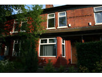 Double room for rent in 5 bed house, Levenshulme