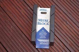 Artex Mitre Block