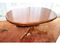Oval Coffee table. FREE