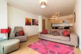 RECENTLY REFURBISHED SPACIOUS ONE BED IN NEW DEVELOPMENT * FULLY FURNISHED * MODERN DECOR *