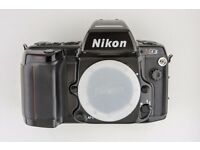Nikon N90s film camera