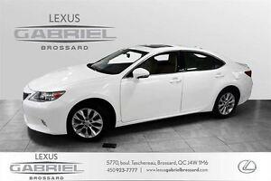 2015 Lexus ES 300 H PREMIUM HYBRIDE - CAMERA DE RECUL - CUIR - T