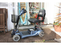 Crystal Mercury Mobility Scooter